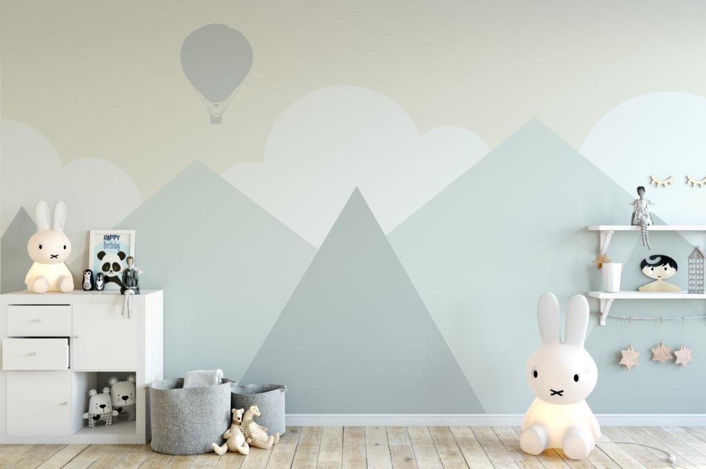 Peindre une chambre d 39 enfant nos conseils lauragais - Comment peindre une chambre d enfant ...